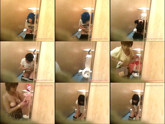 Gyoretsu Toilet 1