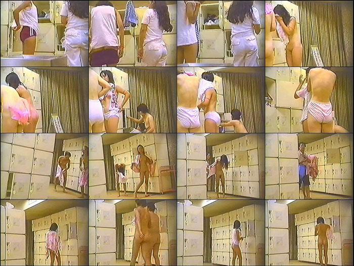 美少女達の熱湯!お風呂場最前線 11-12